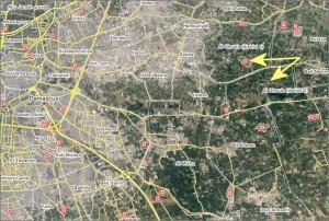 Ghouta - Damascus