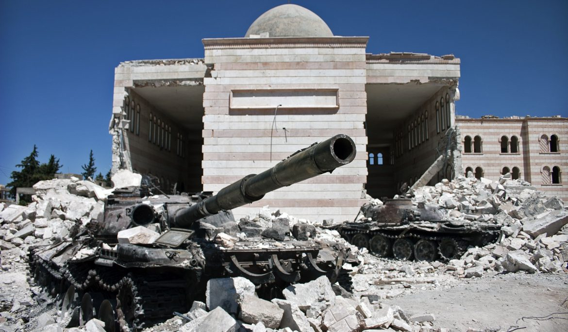 Draft decision of the OPCW Executive Council on Syrian CW destruction