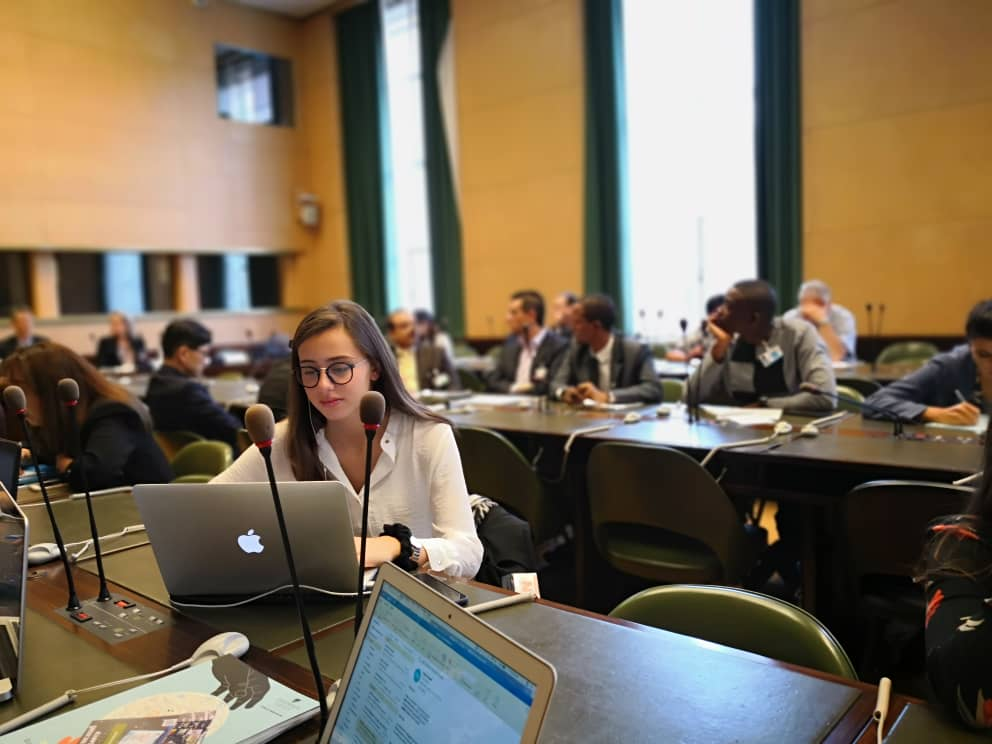Blog 1 – Experiences of a student at the Meetings of Experts of the Biological and Toxin Weapons Convention