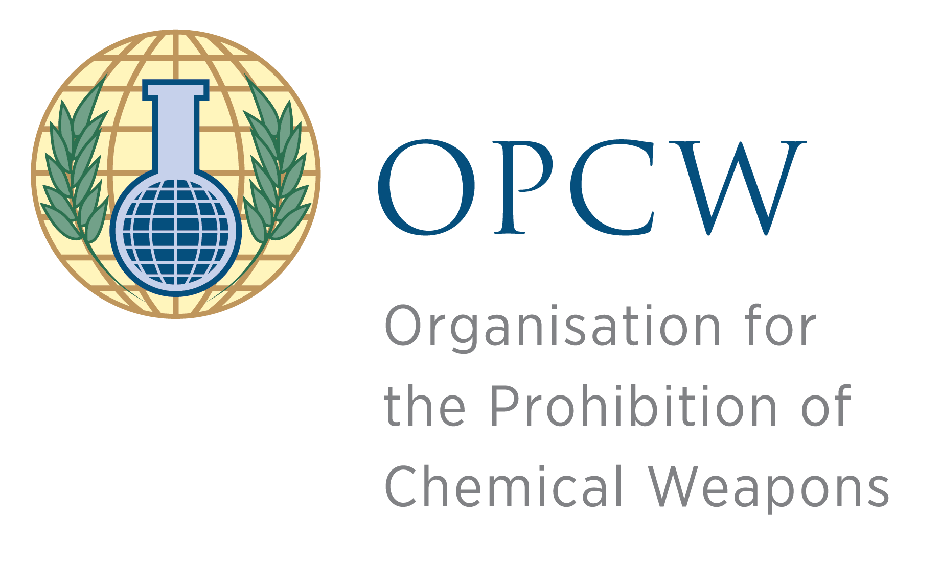OPCW Signature - Full Stacked - RGB
