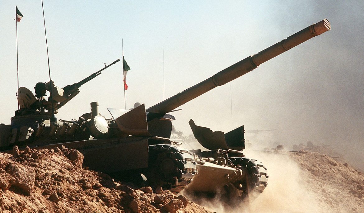 Allegations of Iranian Use of Chemical Weapons in the 1980–88 Gulf War – Iran's defensive preparations